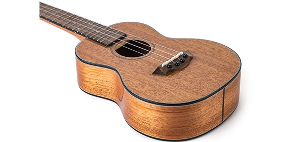 VTAB New Full Solid Mahogany Ukulele Review